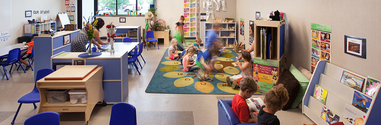 Central Valley Early Learning Center, Spokane, Washington