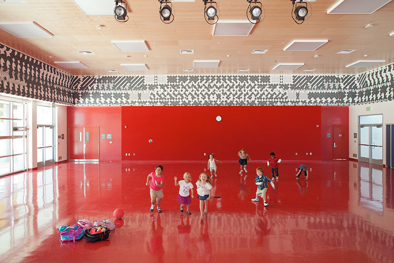 Playa Vista Elementary School, Los Angeles, link to project page