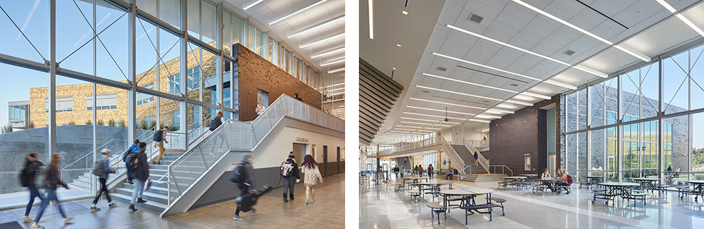 Pullman High School, link to project page