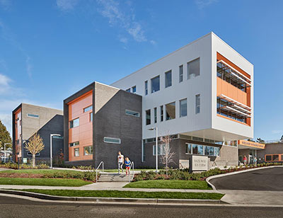 Hazel Wolf K-8 E-STEM School, Link to article: Architectural Record Takes a Closer Look at Hazel Wolf K-8 E-STEM School