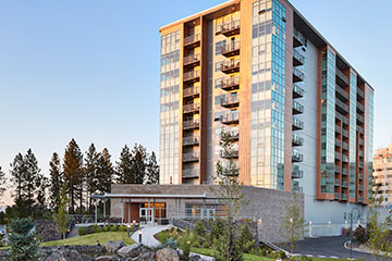 Rockwood South Hill Summit Tower, Link to Residential / Continuing Care Communities Projects