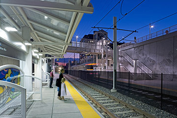 Light Rail Stations, Link to project page