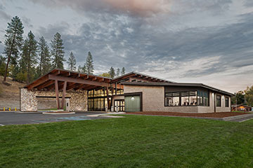 Link to Orofino Health Center project page