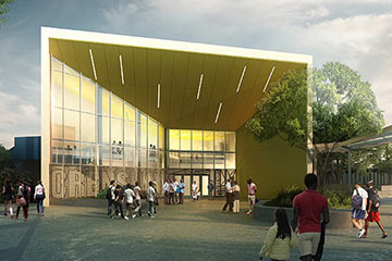 Crenshaw High School, Link to project page