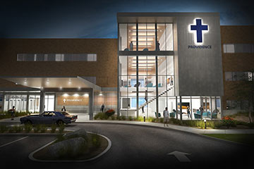 Providence St. Mary Neuroscience Institute, Link to project page