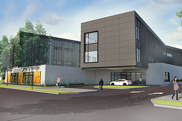 Inland Northwest Behavioral Health Hospital, Link to project page
