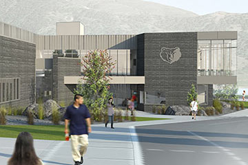 Cascade High School, Link to project page