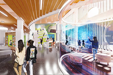 Shijingshan Experimental Middle School, Link to project page