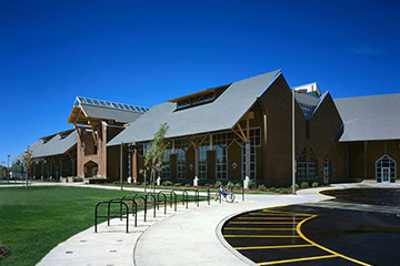 Student Recreation Center, Link to project page