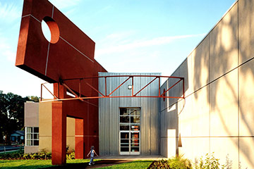 Lynwood Youth Center, Link to project page