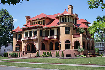 Patsy Clark Mansion, Link to project page