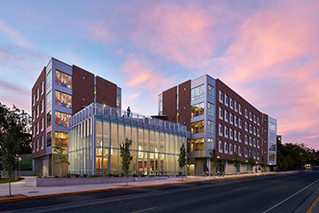 Link to Northside Residence Hall project page