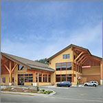 Cascade Medical Center Addition and Remodel, Leavenworth, Washington