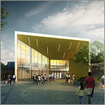 Crenshaw High School, Los Angeles, California, link to project page