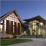 Ferris High School Gymnasium, Health and Fitness Complex, Spokane Public Schools, link to project page