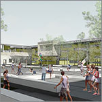 Link to New High School No.2, Long Beach Unified School District project page