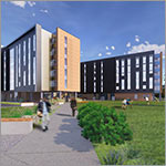New Residence Hall, Montana State University