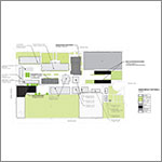 Site plan, high impact option 2, Link to larger image