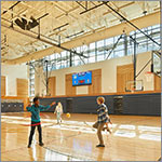 Link to larger image kids playing in gym