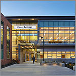 Falls Gateway Building, Spokane Falls Community College