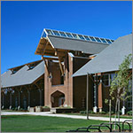 Link to Student Recreation Center, University of Idaho project page