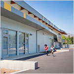 Franklin Elementary School New Classroom Building, Glendale, California, link to project page